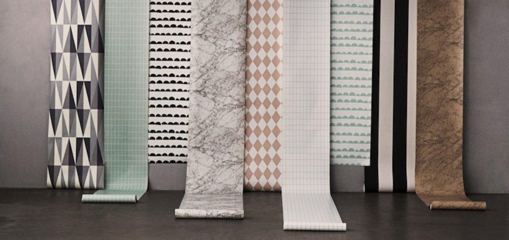 Carte da parati adesive idee per il design della casa for Carta da parati adesiva